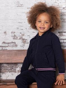 Baby Girl's Polka Dot Hoodie BROJOETTE / 21H2PF31JGH070