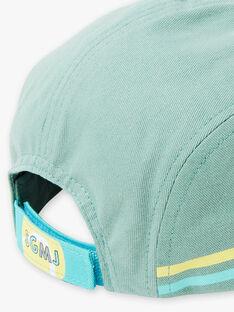 Grüne Mütze Kind Junge ZETETAGE / 21E4PGO1CHA631