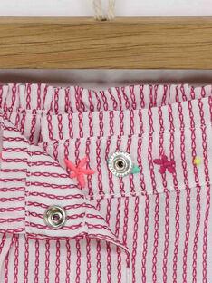 Rosa Shorts RAVIRGINIE / 19E1BFQ1SHOD302