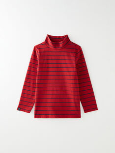 Red ROLL-NECK VUXPIAGE-4 / 20H3PGG3SPLF527