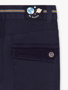 Navy PANTS VOFLAGE / 20H3PGY2PAN713