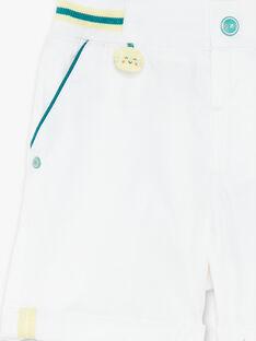 Bermuda-Shorts Baby Junge ZAMARLON / 21E1BGO1BER001