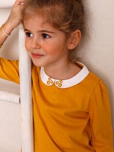 T-shirt Kind Mädchen ZLIMETTE 4 / 21E2PFK7TMLB106