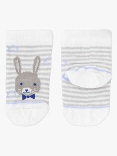 Gestreifte Socken für kleine Jungen TAJESSE / 20E4BGJ1SOQ001
