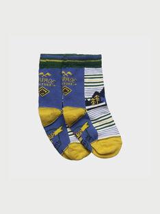 Blaue Socken RAGRIPAGE / 19E4PG62SOQ001