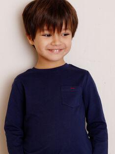 T-shirt Kind Junge ZAZOAGE1 / 21E3PGK3TML070
