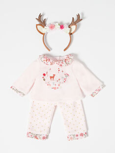 Baby rose DOLL CLOTHES TENUE08 / 20J7GF12HPO307