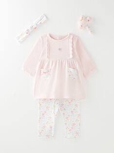 Pale rose SET VIOLETTA / 20H0CF12ENS301