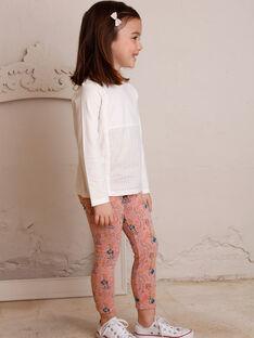 Leggings Kind Mädchen ZALEGETTE / 21E4PF71CALD327