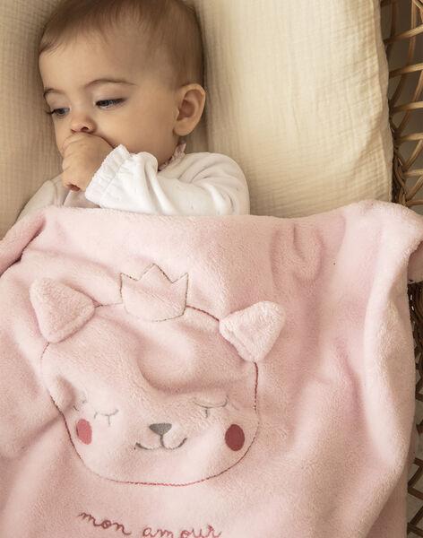 Decke für Mädchen ZOELY / 21E0AFG1D4P301