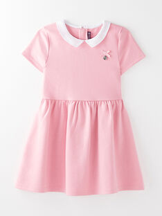 Pink DRESS VEROBETTE 2 / 20H2PF71ROBD310