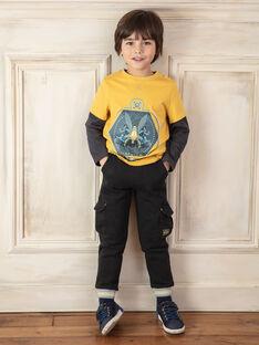 Kinderhosen für Jungen ZAXOAGE / 21E3PG91PAN090