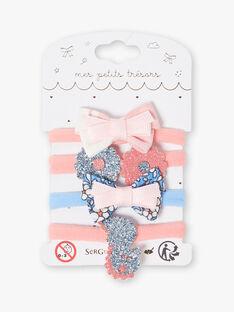 Posten sortierte Gummibänder für Kinder und Mädchen ZUYPOETTE / 21E4PF87ELAD305