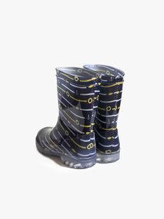 Navy RAIN BOOTS VAMARAGE / 20F10PG12D0C070