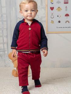 Baby Boy Rote Hose BAFAEL / 21H1BG52PAN503