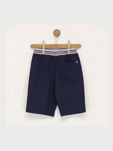 Marineblaue Bermuda-Shorts RASOTAGE 2 / 19E3PGB2BER070
