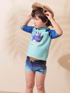 Ink Blue Badeanzug für Jungen ZYMUAGE / 21E4PGR4MAIC214