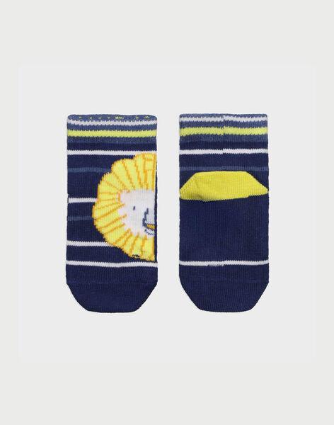 Marineblaue Socken RAETINO / 19E4BGC2SOQ713
