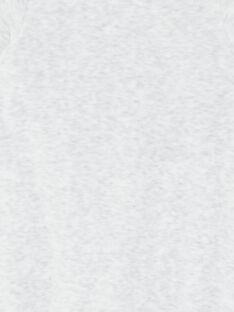 Grauer Strampelhöschen-Junge ZEBOBBIE / 21E5BG17GREJ920