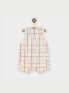 Kurze Latzhose, orange RYGERMAIN / 19E0CGI2SAC400
