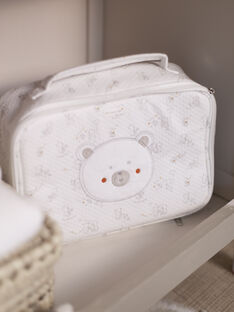 Baby's Geburtskoffer in ecru BOJASMIN / 21H0AM41VAL001