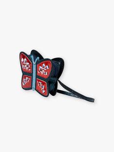 Glänzende Schmetterlingstasche ZOPILLETTE / 21E4PFB1BES216