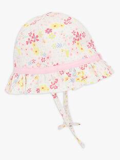 Baby-Hut mit Printmuster für Mädchen TALILA / 20E4BFJ1CHA000