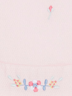 Kleid Mädchen Sergent Major, aus unserer originellen Kollektion, die die Phantasie von Kindern im Alter von 0 bis 11 Jahren anregen soll. TYNOETTEEX / 20E2PFJ1ROB321