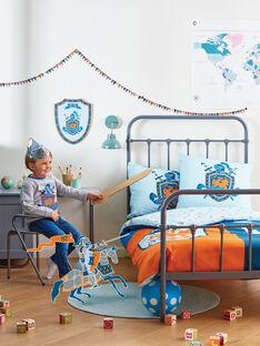 Laken/Bettwäsche blau ROCHEVALTR / 19EZENX4PLR213