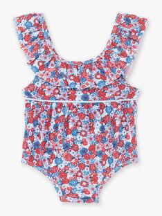 Baby Mädchen Himmel blau Badeanzug ZISOLEIL / 21E4BFR1MAI020