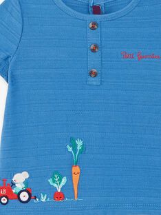 T-Shirt mit bedrucktem Lätzchen ZAKANYE / 21E1BGJ1TMCC206