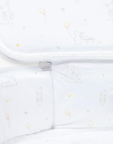 Weißer Geburtsfall in gemischtem Babyschlauch ZOMADY / 21E0AMG1VAL000