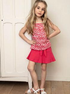 Fuchsia Rock Kind Mädchen ZLUCETTE1 / 21E2PFL1JUP304