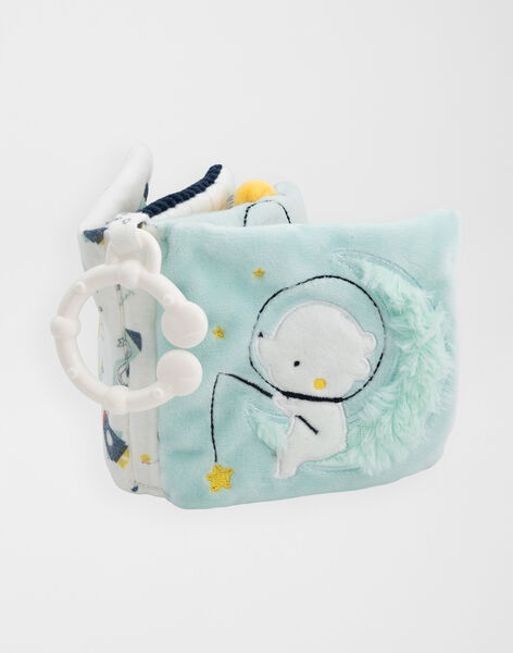 Multicolor BATH BOOKS BEAR ON THE MOO / 20J78351LVB099