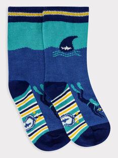 Blaue Socken für kleine Jungen TEFOTAGE / 20E4PGD1SOQC221