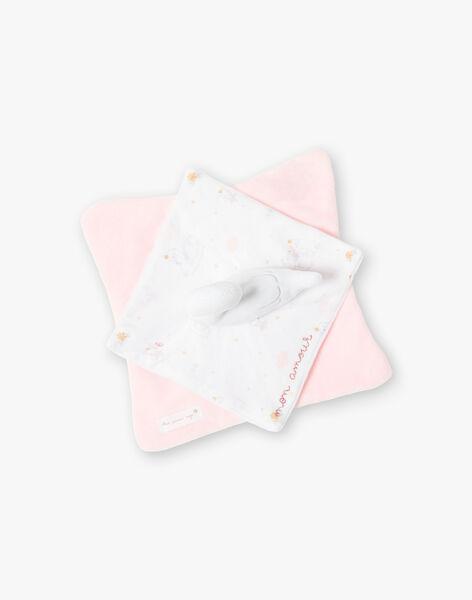 Quadratischer Schwan-Plüsch ZOLENA / 21E0AFG1JOU301