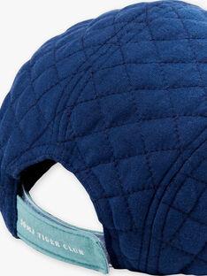 Tiger Blau Kontrast Kappe ZACAPAGE / 21E4PGI1CHA705