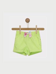 Grüne Shorts RATINA / 19E1BFP1SHO108