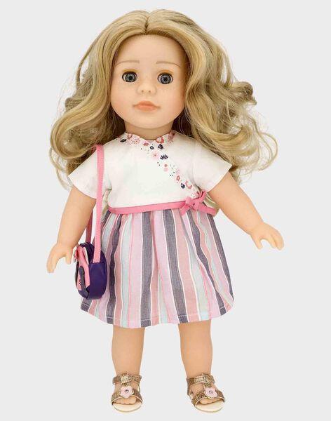 "Outfit ""Roboter in Tokio"" für die Puppe Adèle TATENU8 / 20EZENP1TENF503"