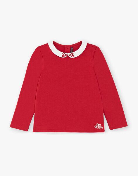 T-shirt Kind Mädchen ZLIMETTE 5 / 21E2PFK8TML719