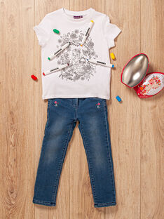 Osterei und T-Shirt für Mädchen TUTUETTE 3 / 20E2PFU2TCT000