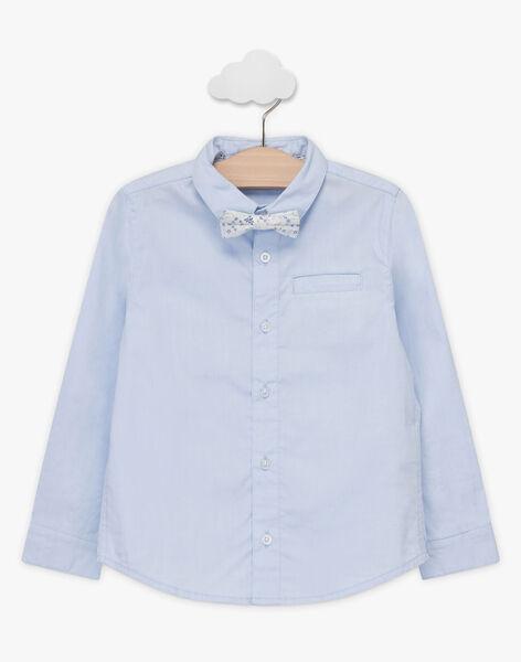 Blue sky Shirt TIBOAGE / 20E3PGJ4CHM020
