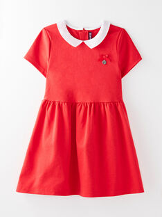Red DRESS VEROBETTE 4 / 20H2PF74ROB050