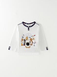 Off white T-SHIRT VAFLAVIEN / 20H1BG61TML001