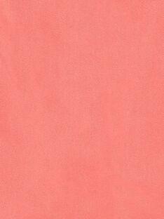 Rosa Trapezrock aus Baumwollköper ZETOMETTE / 21E2PFI1JUP404