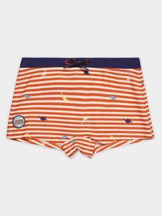 Badeanzug für kleine Jungen, gestreift TISAGE / 20E4PGI2MAIF527