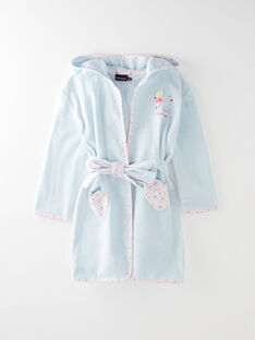Blue sky BATHROBE VEJAMETTE / 20H5PF21PEI020