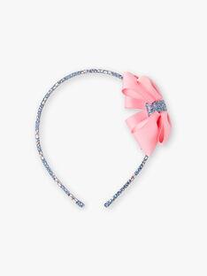 Lavendelblau Stirnband Kind Mädchen ZUYETTE / 21E4PF83TETC208