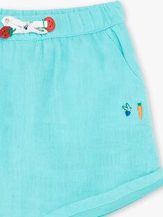 Bermuda-Shorts Baby Junge ZAKARLOS / 21E1BGJ1BERG621