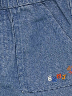 Jeans, blue denim RACLEMENT / 19E1BG61JEA704